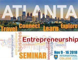 Entrepreneurship Seminar Flyer